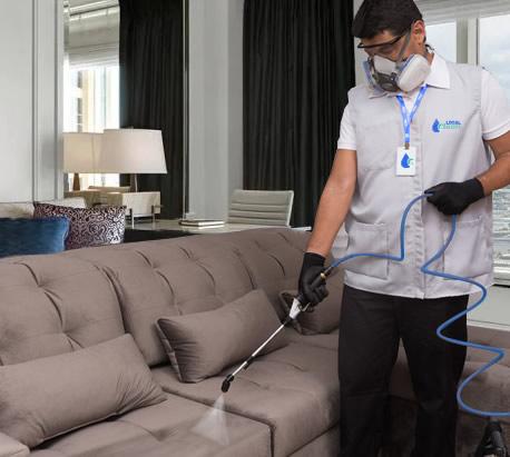 Empresa de Limpeza de Sofá e impermeabilização