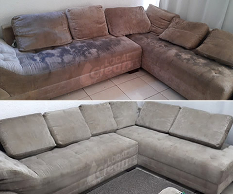 Sofá Limpo
